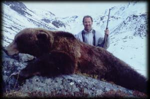Knik Glacier Adventures - Hunting: Brown Bear